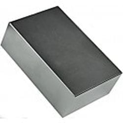 "Block N35 NiCuNi Plated 3"" x 2"" x 2""(A)"
