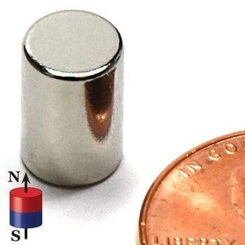 Disk Sensor NiCuNi N35SH D6mm x 8mm(A)