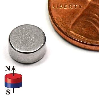 Disk Sensor SmCo D6mm(A) x 3.0mm